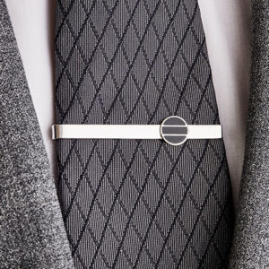 PINCE À CRAVATE Bulls-Eye Tie Clip